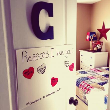 Quick & Easy Valentine's Day Countdown – Spread the Love