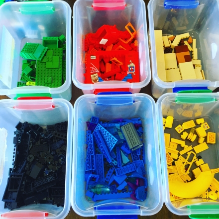 Lego Series – Adventures In Lego Storage