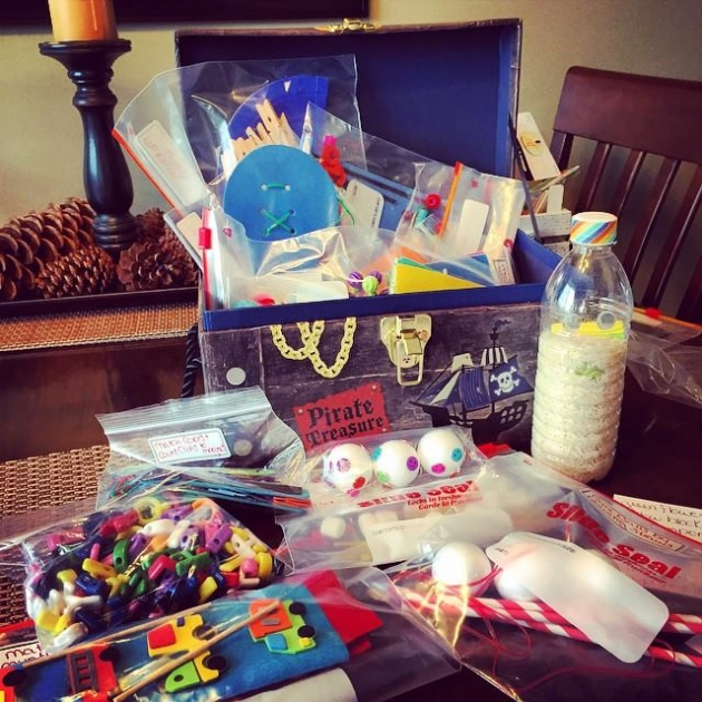 Busy Bags For Busy Kids – 5 Ideas for Beginners