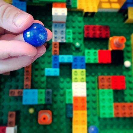 Lego Series – Duplo Marble Maze