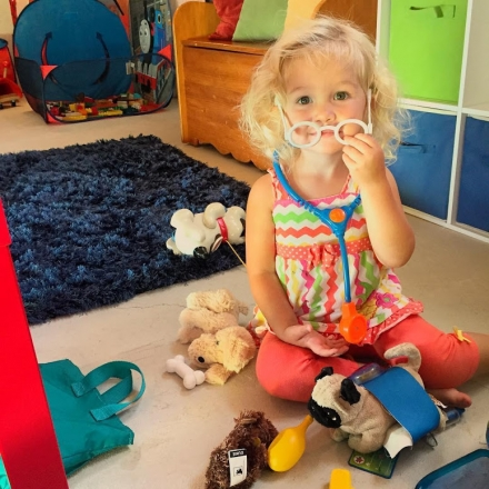Tips & Tricks for Organizing a Playroom